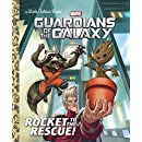 Rocket to the Rescue! (Marvel: Guardians of the Galaxy) (Little Golden Book)