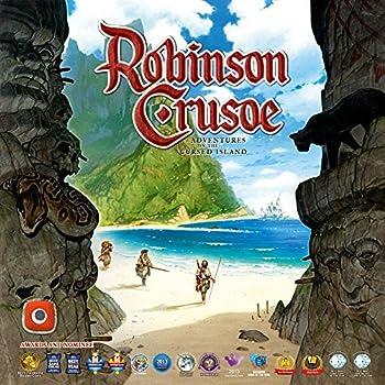 Robinson Crusoe 2e Board Game