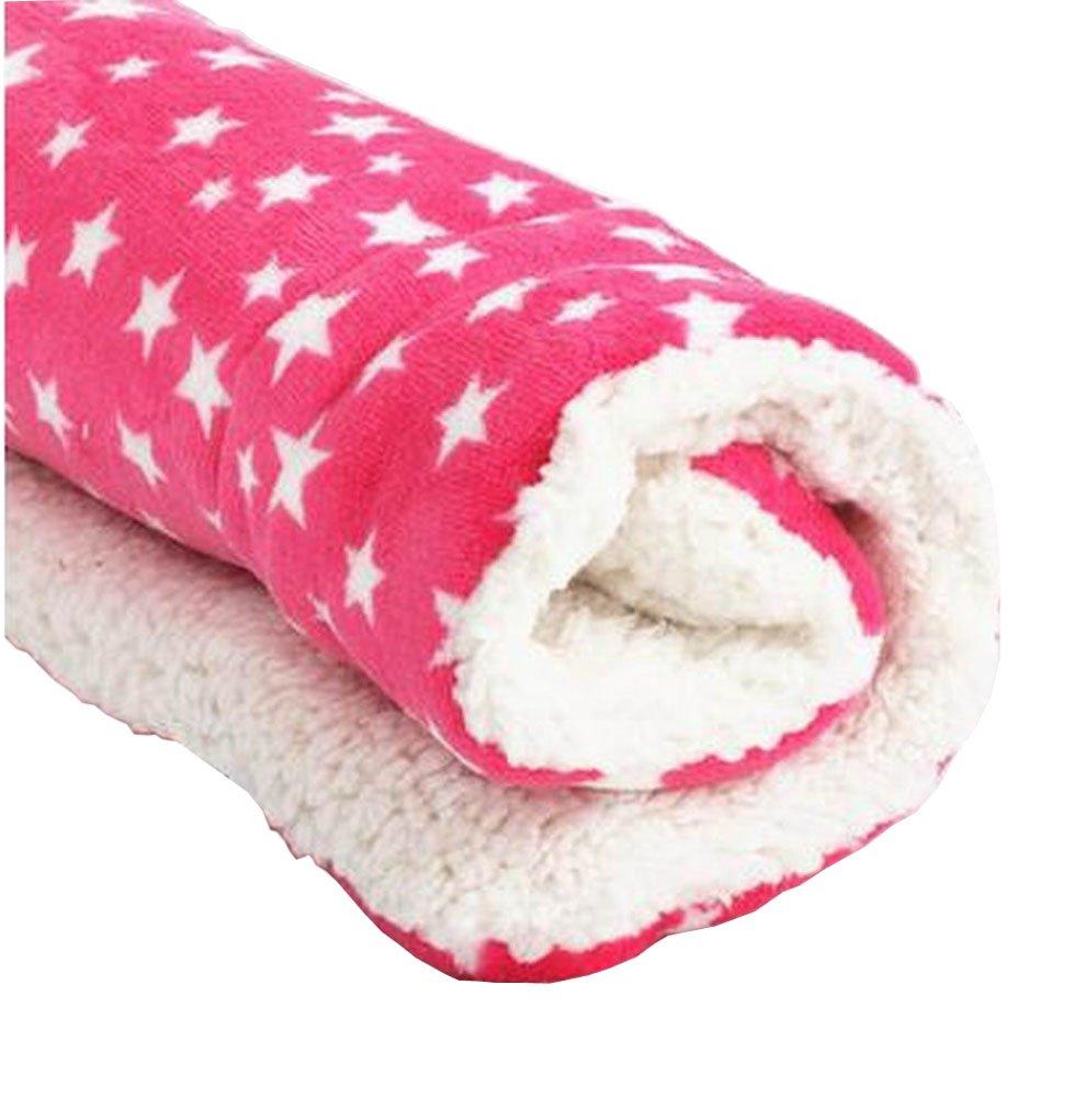 [Star] Soft Pet Beds Pet Mat Pet Crate Pads Cozy Beds for Dog Cat