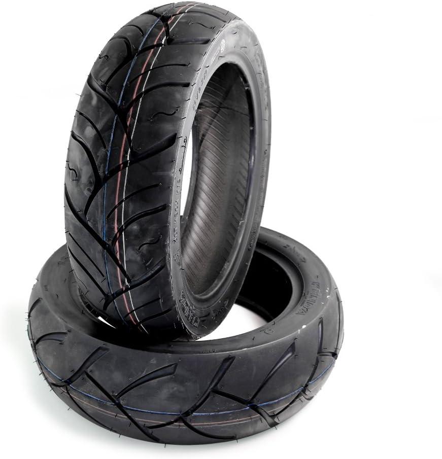 Area1 Sommer Reifen Set Kenda K764 Peugeot Elystar 50 Elyseo 50 Django 50 4t Sport Speedfight 2 100 120 70 12 130 70 12 Auto