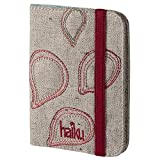 Haiku Women's Trek RFID Eco Passport Case, Mushroom