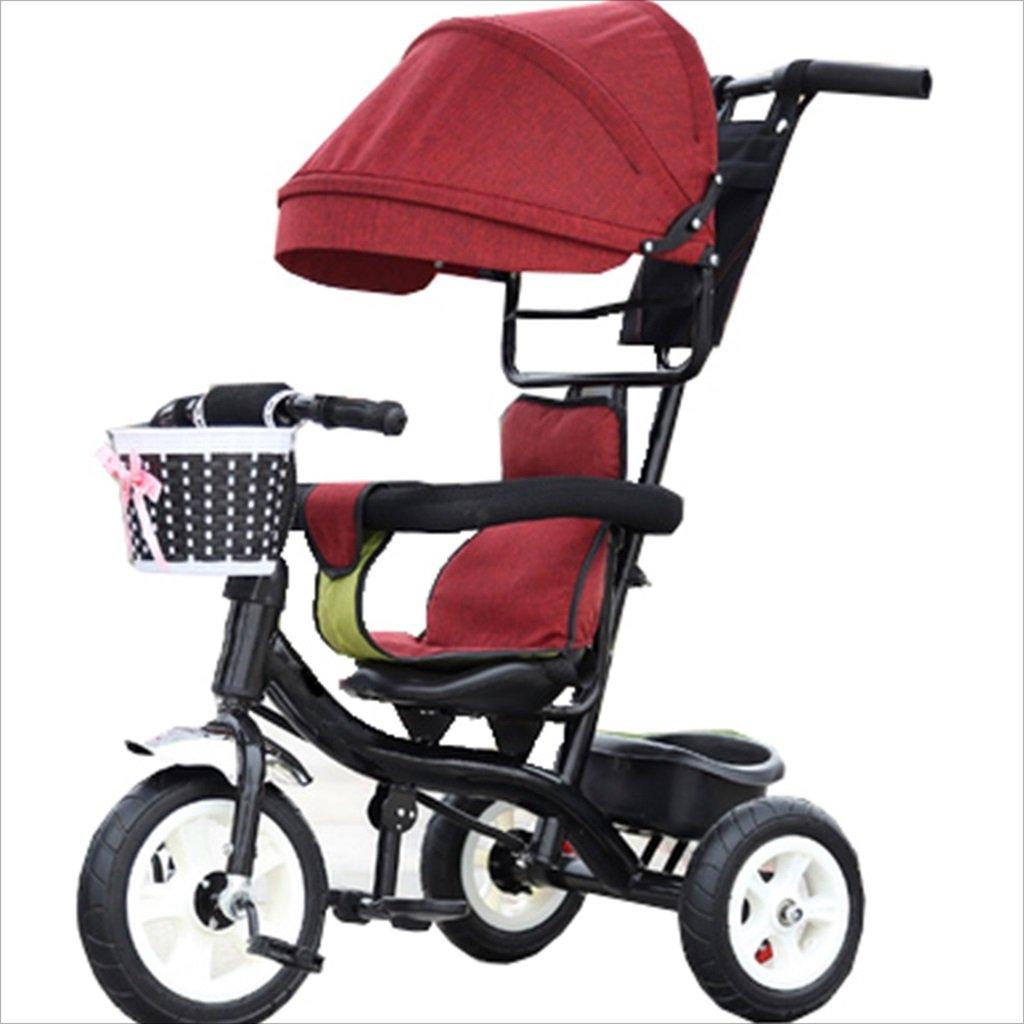 子供の屋内屋外の小さな三輪車自転車の男の子の自転車6ヶ月6歳の赤ちゃんの三輪車の女の子の自転車三輪トロリー天井、ゴムホイール (色 : 13) B07DVGTWM5 13 13