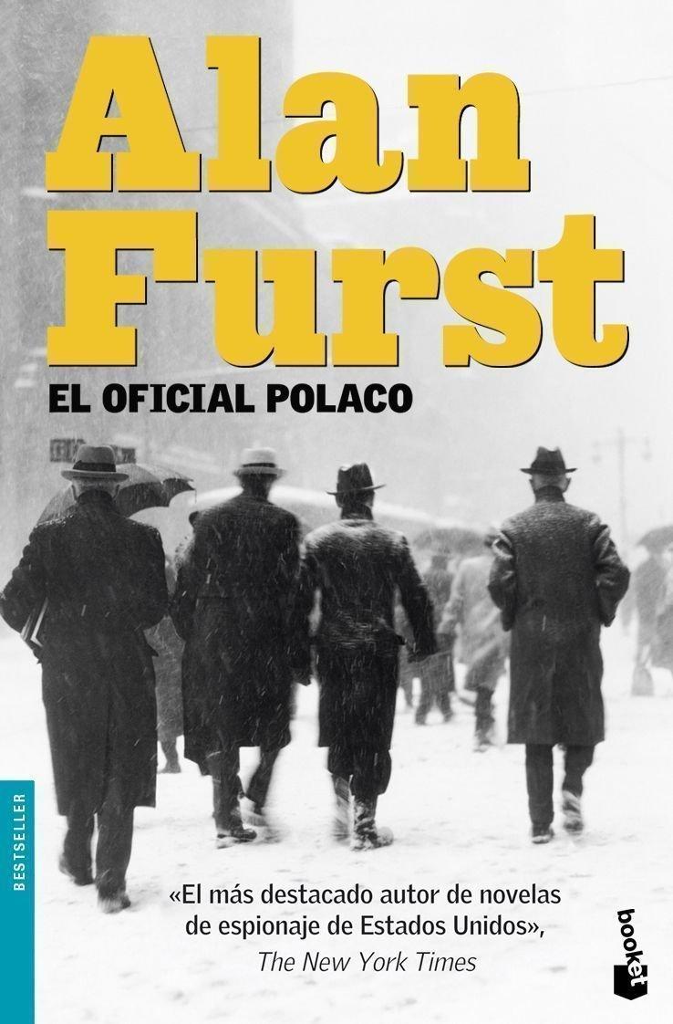 Read Online El oficial polaco (Spanish Edition) PDF