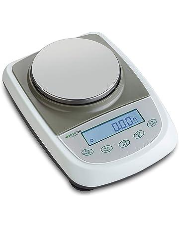 CGOLDENWALL 5000g,0.01g Balanza Analítica Balanza eléctrica Precisión Balanza digital Gramática de laboratorio Balanzas