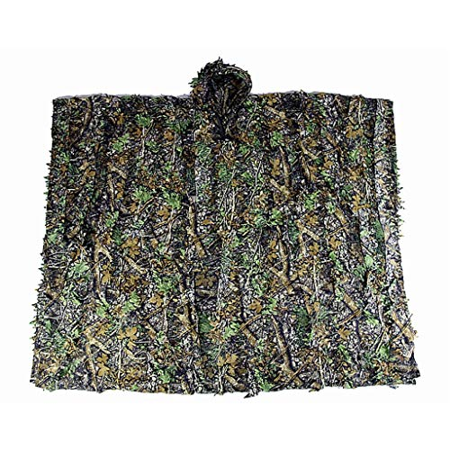 Best Ghillie Suit Nettings - FKDENET Ghillie Suits/Camouflage Suit/Cloak for Hunting,