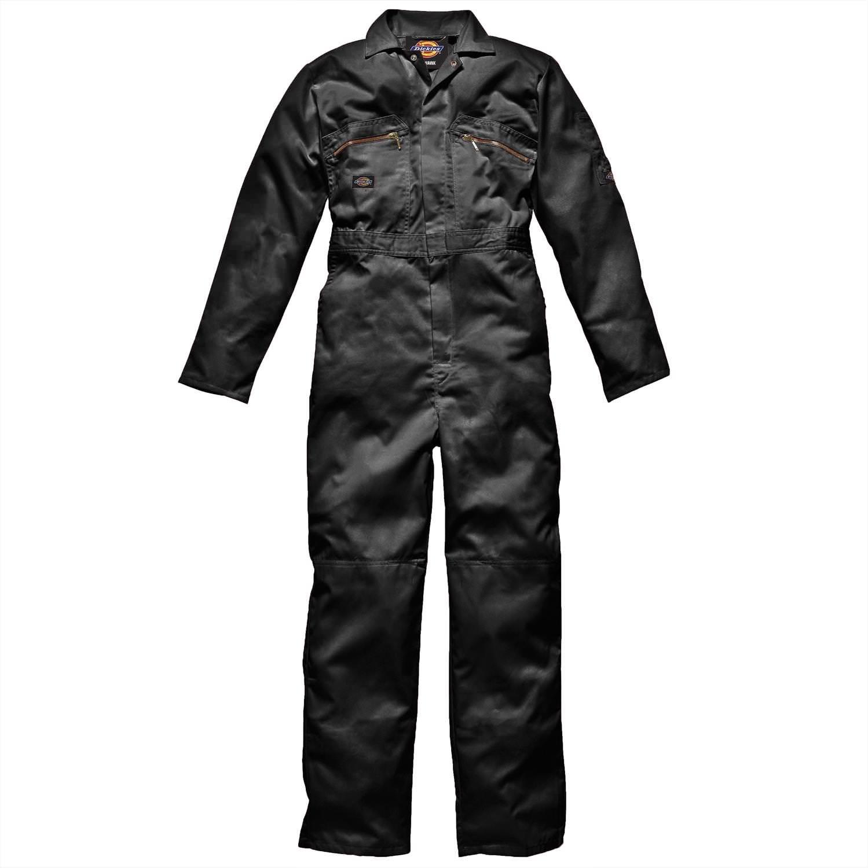 Dickies PANTS メンズ B00K70MMT0 44 Regular|ブラック ブラック 44 Regular