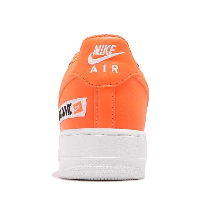 b603c5f38ae Nike Men s Air Force 1  07 Lv8 JDI Lthr Low-Top Sneakers ...