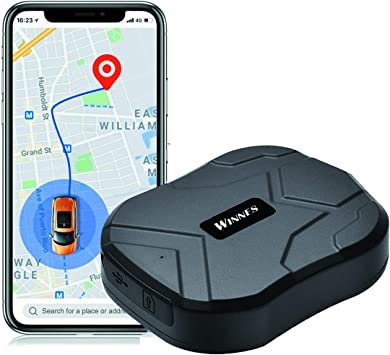 Tk905 Gps Tracker 5000 Mah Gps Location For Vehicles Waterproof Real Time Car Gps Tracker Strong Magnetic Location Device For Motorcycle Truck Theft Warning System Navigation Car Hifi