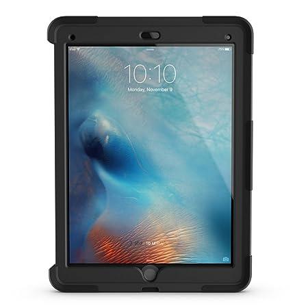 Amazon.com: iPad Pro 12.9 Case- Black Survivor Slim, Protective Case + Stand: Computers & Accessories