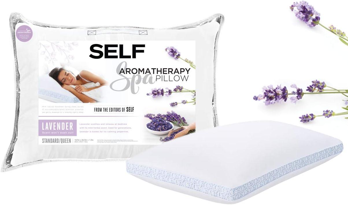 Lavender Aromatherapy pillow| Cupolus.co.uk