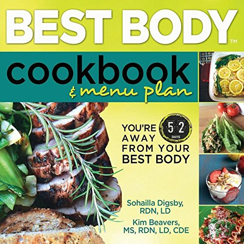 Best Body Cookbook & Menu Plan: You