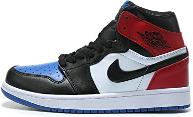 Air Jordan 1 Retro OG Top 3 Black Red Chaussures de