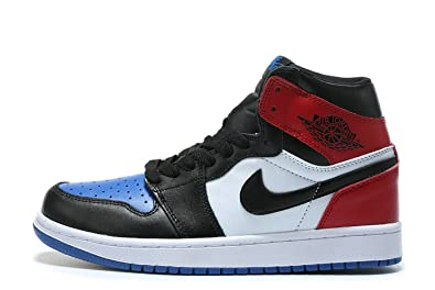 Air Jordan 1 Retro OG Top 3 Black Red Scarpe da Basket Uomo ...