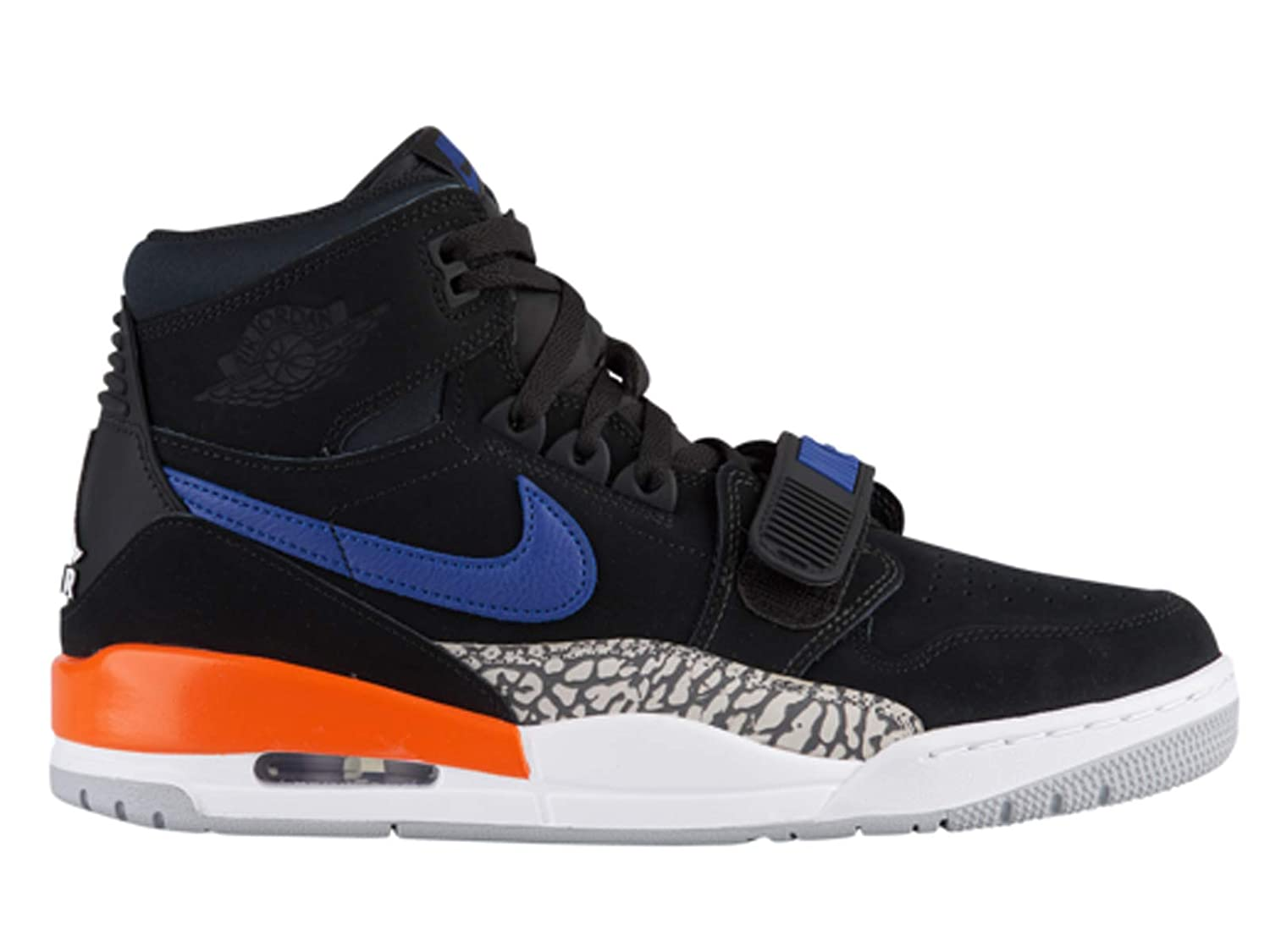 | Nike Jordan Men's Legacy 312 BlackRush Blue