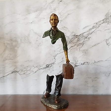 zzzddd Escultura De Escritorio,Tamaño Pequeño Bruno