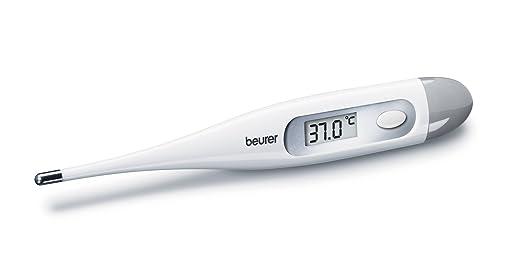 143 opinioni per Beurer FT-09-Termometro digitale, cpantalla LCD, colore: bianco
