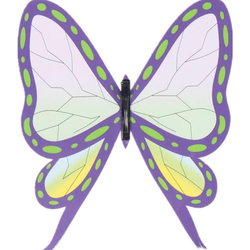 カナエ 髪 飾り 胡蝶