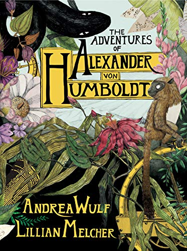 Pdf Comics The Adventures of Alexander Von Humboldt (Pantheon Graphic Library)
