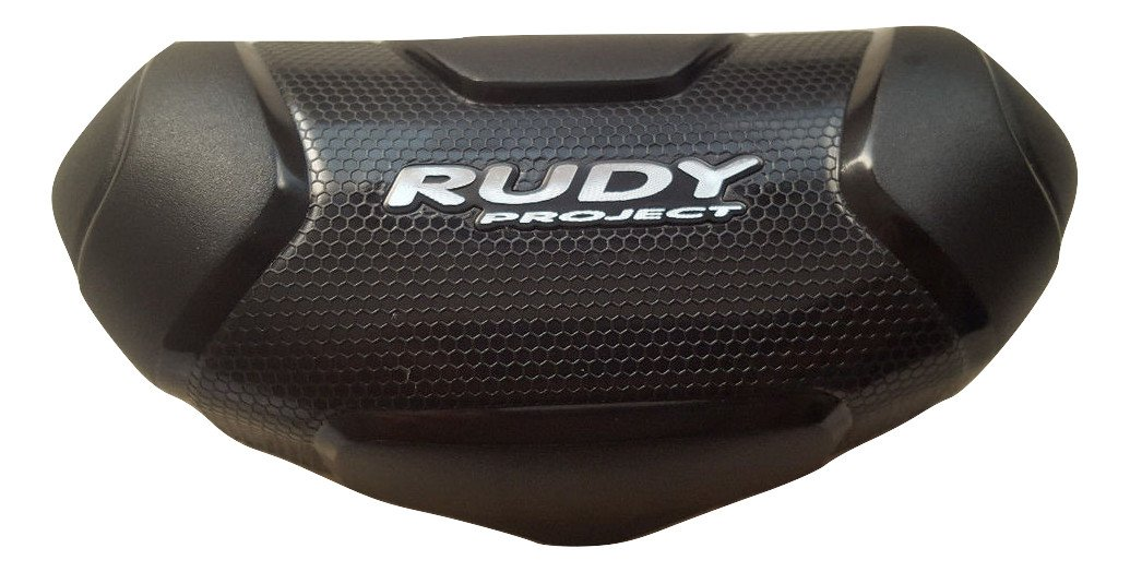 Rudy Project Hard Plastic Black Clamshell Sunglass Case by Rudy Project