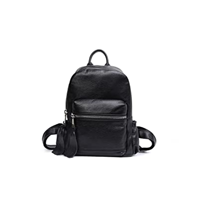 Sulandy Hot Style Women Real Genuine Leather Backpack Fashion Bag Casual Backpack