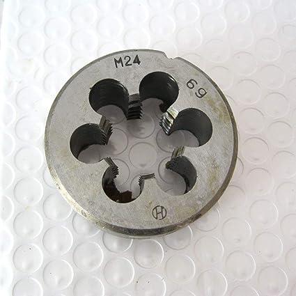 M30 x 1.5 mm Pitch Thread Metric Left Hand Die