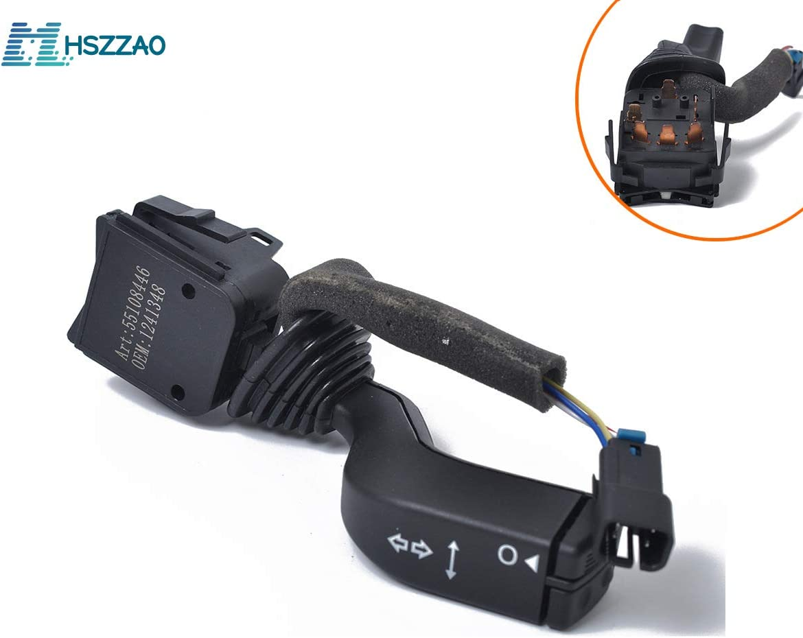 Vauxhall Astra G or Zafira A Indicator Switch With Cruise Control 13142073 New