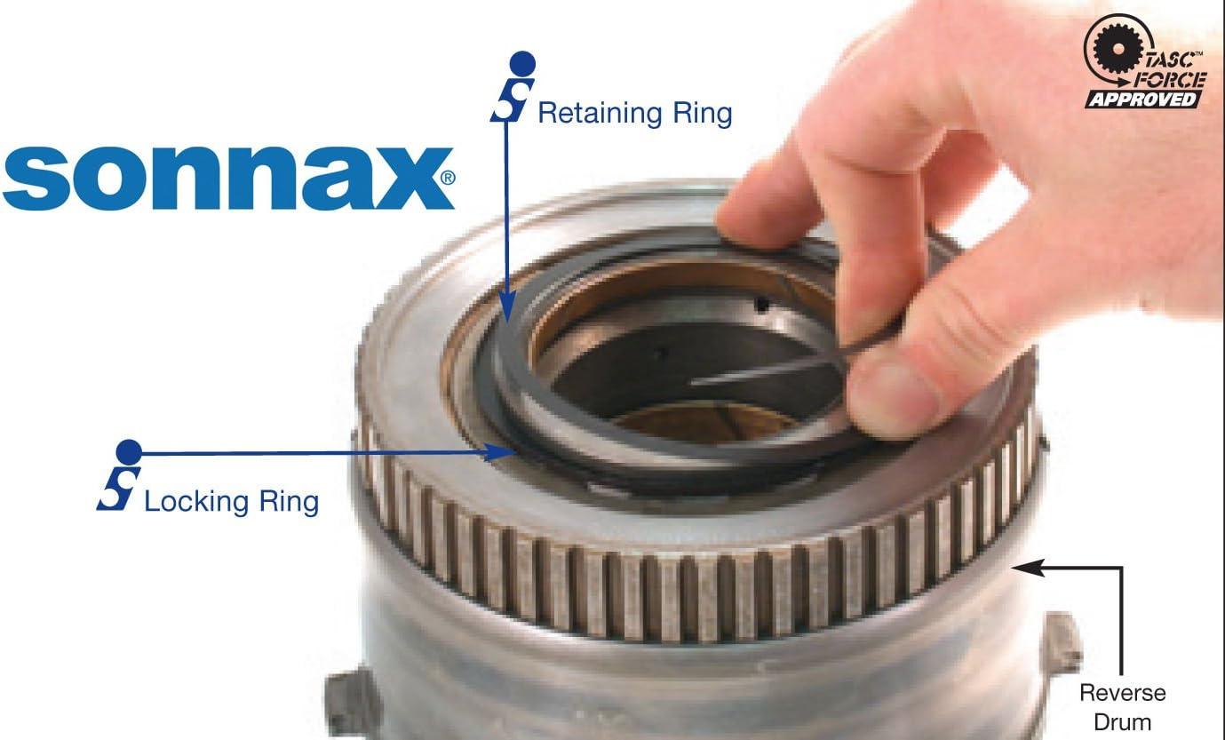 Sonnax 76554RK Transmission Intermediate Sprag Retainer to Reverse Drum