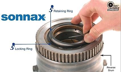 Amazon com: AOD AODE 4R70W Intermediate Clutch Spiral Retaining