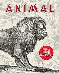 Animal par Rémi Mathis