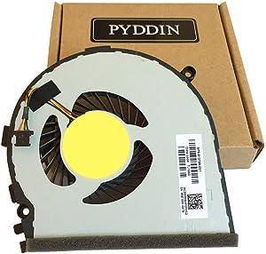 New CPU Cooling Fan for HP Envy M7-N 17-N Series M7-N101DX M7-N109DX M7-N014DX 17-N005TX 17T-N000 17T-N100, 813798-001