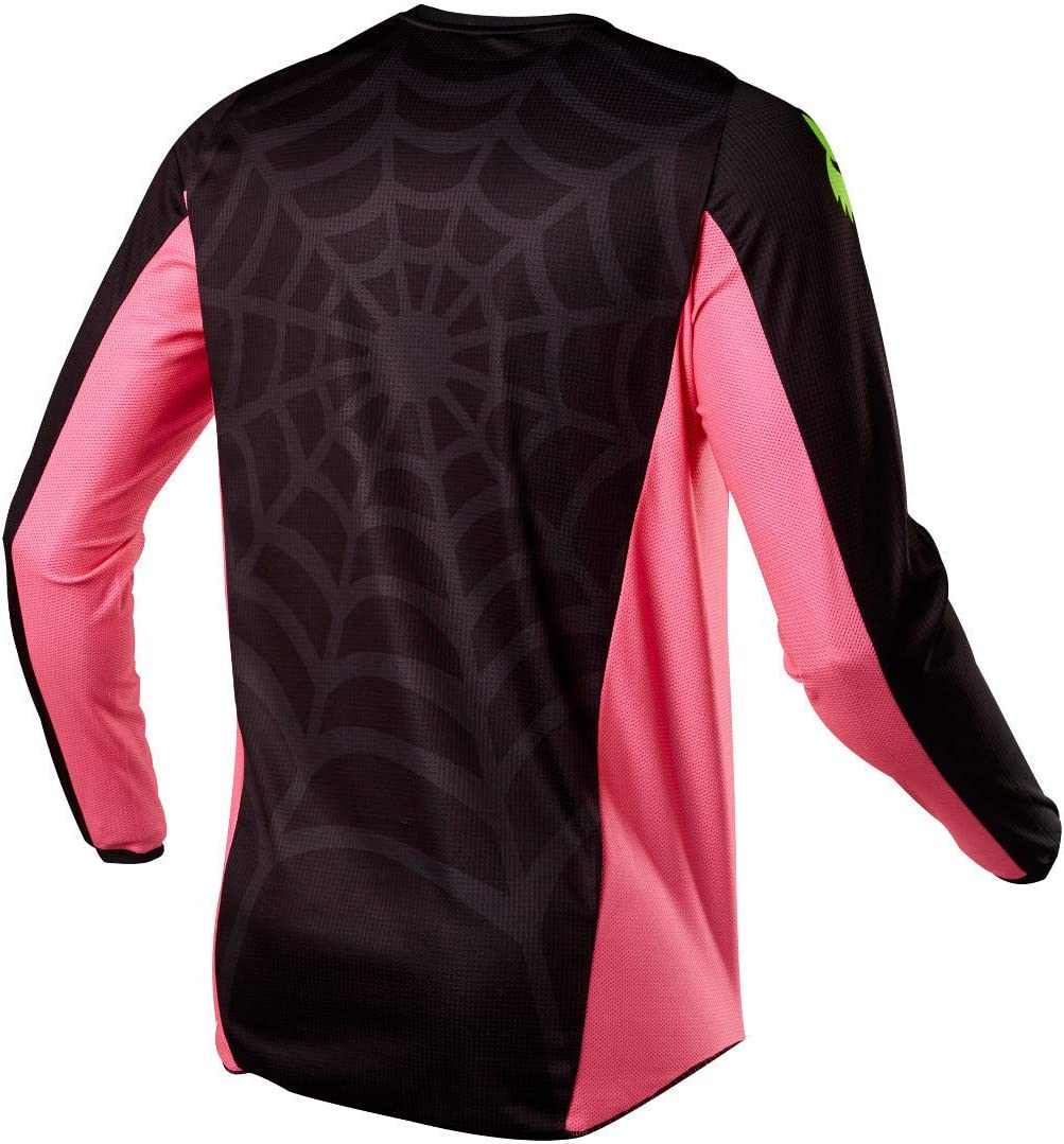 Medium Fox Racing 2020 180 Jersey Black Venin LE