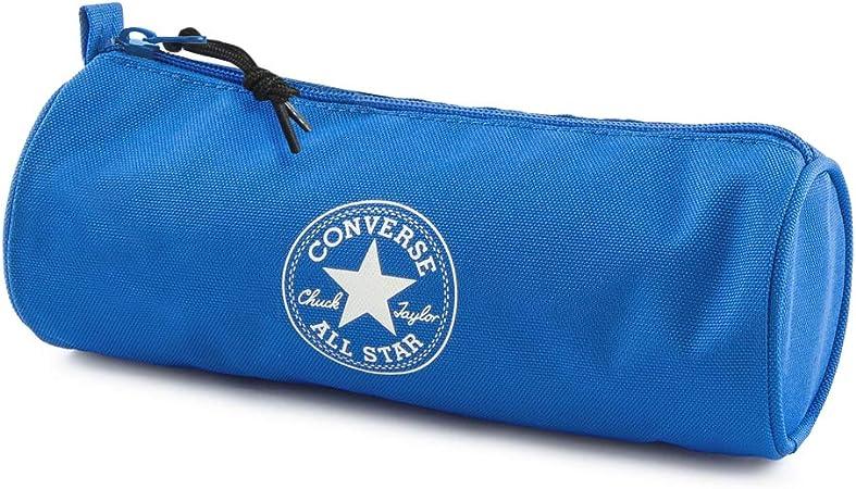 Converse Spring Summer Collection Estuches, 19 cm, 0.8 litros, Azul Marino: Amazon.es: Equipaje