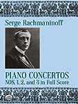 Piano Concertos Nos. 1, 2 and 3 in Fu...