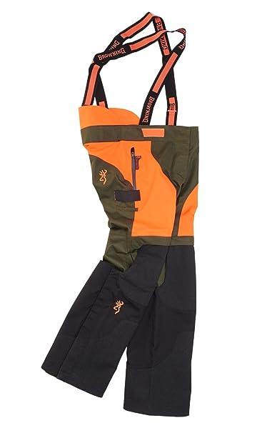 Browning Pantalón de Caza x-Treme Tracker Pro, Color Naranja, tamaño Large: Amazon.es: Ropa y accesorios