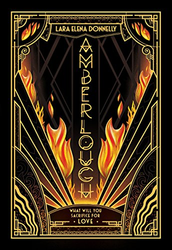 Amberlough: Book 1 in the Amberlough Dossier -