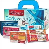 Tisanoreica Kit Body In Forma 15 Giorni Programma Di Dimagrimento Integrato