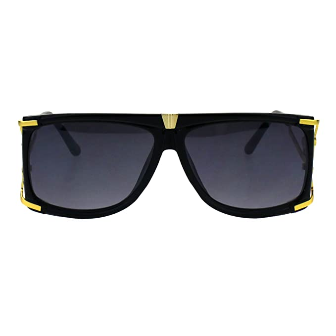 Amazon.com: Gafas de sol para hombre, estilo diseñador ...