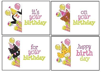 Amazon Birthday Cards In Bulk With Kjv Scripture Cheerful
