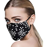 Fashion Dust Face Mouth Masks Washable Resuable Cotton Mask for Cycling,Cleaning,Camping,Hiking,PM2.5