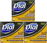 Best Dial Mens - Dial for Men Odor Armor Antibacterial Soap, 3 Review