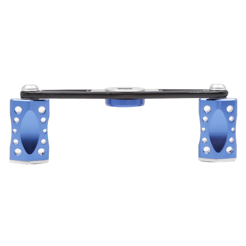sanlike釣りリールハンドル交換用、釣りロッドリールアクセサリーBaitcasting Rockerカーボンファイバー ブルー、アルミニウム for、リールRocker for Shimano Shimano ブルー B07DF8WDSK, D-in:7ec41e2d --- ferraridentalclinic.com.lb