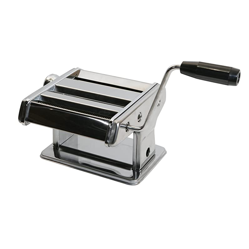 Baumalu 450012 Machine à Pâtes en Acier Inoxydable: Amazon.fr ...
