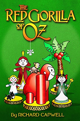 The red gorilla of oz new adventures in oz book 1 kindle edition the red gorilla of oz new adventures in oz book 1 by capwell fandeluxe Image collections