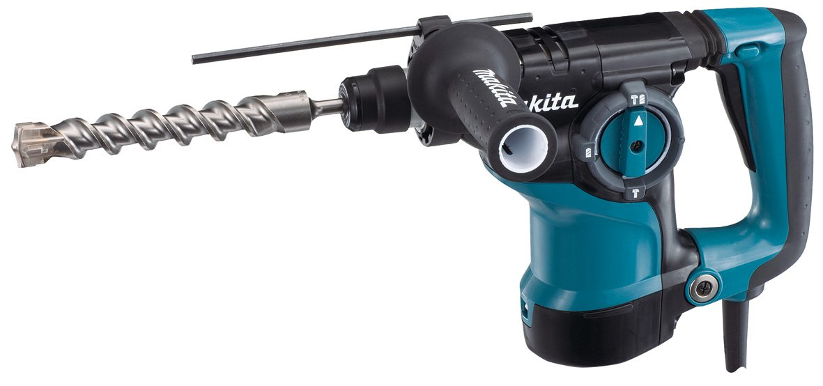 Makita HR2811F 1-1/8-Inch Rotary Hammer SDS-Plus with L.E.D. Light by Makita (Image #1)