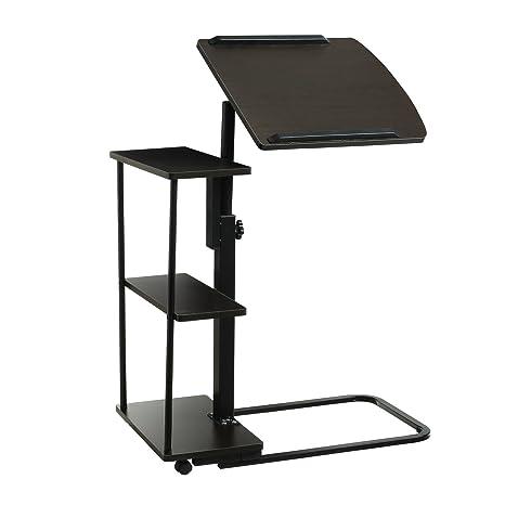 Amazon.com: DOEWORKS - Mesa auxiliar para ordenador portátil ...