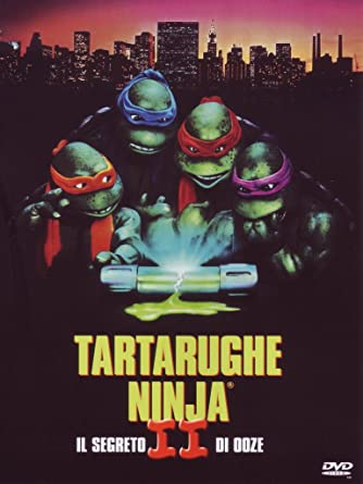 Tartarughe Ninja 2 - Il Segreto Di Ooze Italia DVD: Amazon ...