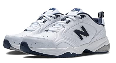 select for clearance custom arrives New Balance Mens MX624WN Multisport 4E Wide White Trainers