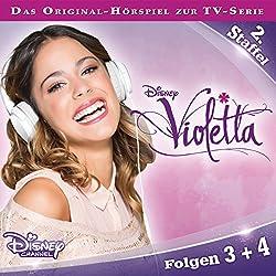 Violetta 3 & 4 (Violetta Staffel 2)