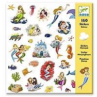 Djeco : Stickers - Mermaids