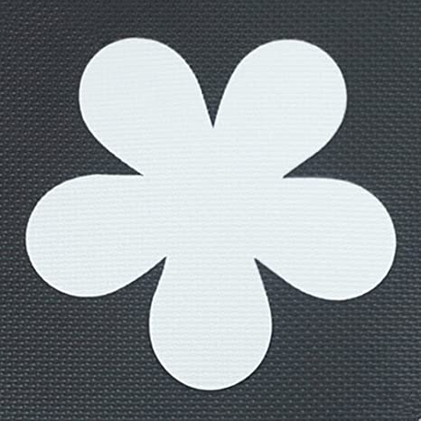 Viktion – Lot de 10pcs alfombra de suelo negro & blanco Puzzle de espuma antideslizante antigolpes
